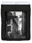 Scotland: Glasgow, 1868 Duvet Cover