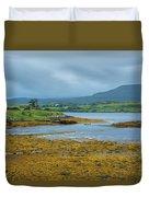 Scottish Cove Duvet Cover