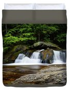 Screw Auger Falls Upper 2 Duvet Cover