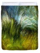 Scrub Vegetation Duvet Cover