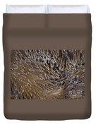Sea Anemone Closeup Duvet Cover