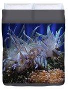 Sea Anemone Duvet Cover