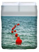 Sea Berries Duvet Cover