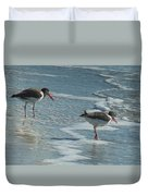 Sea Birds #2 Duvet Cover