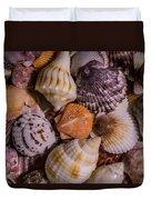 Sea Bones 19 Duvet Cover