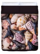 Sea Bones 22 Duvet Cover