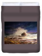 Sea Drama Duvet Cover