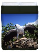 Sea Eagle Duvet Cover