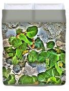 Sea Grapes  Duvet Cover