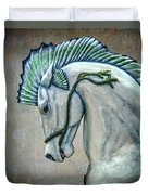 Sea Horse Duvet Cover