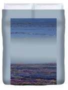 Sea Mist II Duvet Cover