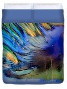 Sea Monster Duvet Cover by Omaste Witkowski