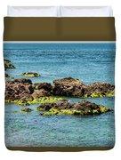 Sea Of Marmara Seaside Duvet Cover