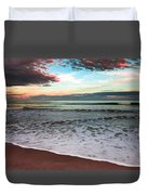 Sea Of Serenity Duvet Cover