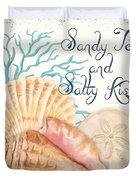 Sea Side-jp2731 Duvet Cover