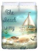 Sea Side-jp2734 Duvet Cover