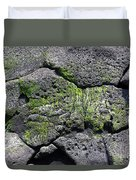 Sea Turtle Formation Duvet Cover
