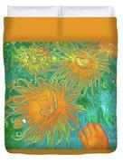 Sea Urchin 10 Duvet Cover