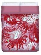 Sea Urchin 7 Duvet Cover