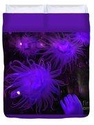 Sea Urchin 8 Duvet Cover