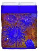 Sea Urchin 9 Duvet Cover