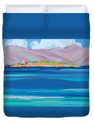 Sea View Galaxidhi Duvet Cover
