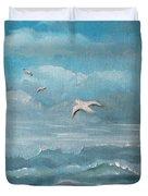 Seabirds Duvet Cover