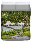 Seagrape Frame Duvet Cover