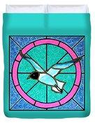 Seagull 4 Duvet Cover