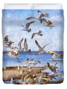 Seagull Convention Duvet Cover