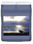 Seagull Sentinel Duvet Cover