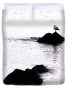 Seagull Waiting Duvet Cover