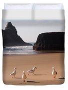 Seagull's Folly Duvet Cover