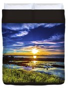 Seahurst Sunset Duvet Cover