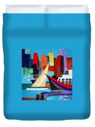 Seaport Duvet Cover