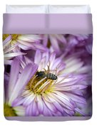 Searching Honey Duvet Cover