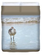 Searching Duvet Cover by Todd Blanchard