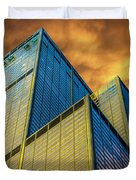 Sears Tower By Skidmore, Owings And Merrill Dsc4411 Duvet Cover
