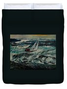 Seascape 97 Duvet Cover