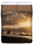 Seascape Dream Duvet Cover
