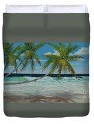 Seascape Series No.1 Duvet Cover