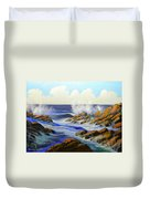 Seascape Study 2 Duvet Cover