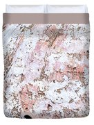 Seashell Abstract Duvet Cover