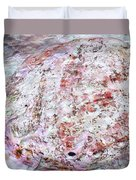 Seashell Of Pearl  Duvet Cover