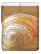 Seashell Sandy Fantasy Duvet Cover