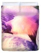 Seashells Painted  Duvet Cover