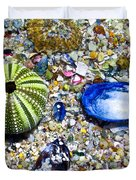 Seashore Colors Duvet Cover