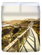 Seaside Perspective Duvet Cover