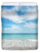 Seaside Serenity Duvet Cover