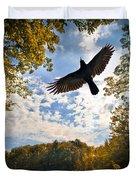 Season Of Change Duvet Cover by Bob Orsillo